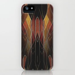 3-2-1 Lift Off! iPhone Case