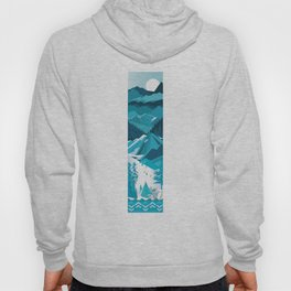 In The Ice Cold North Hoody