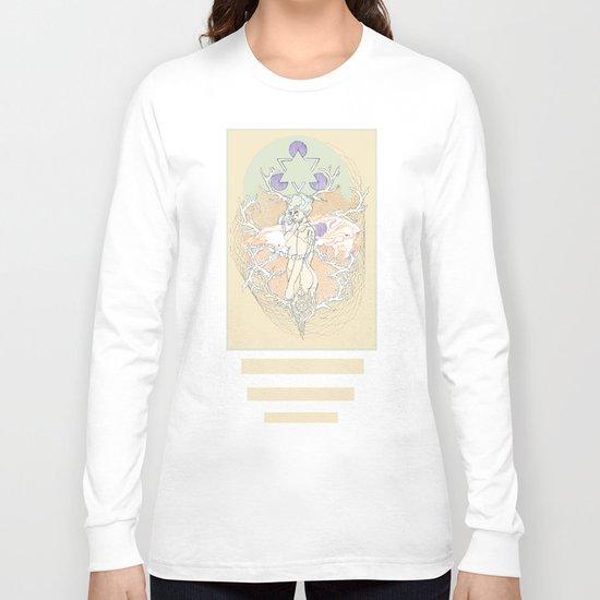 resin & blue Long Sleeve T-shirt