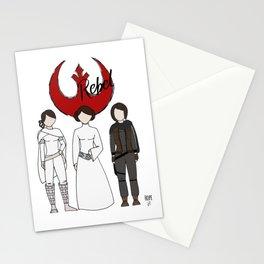 Rebel Girls Stationery Cards