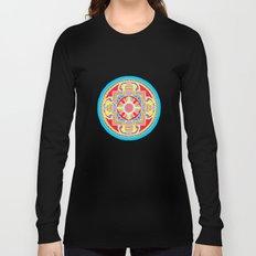 The Mandala Long Sleeve T-shirt