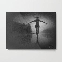 Wendigo Metal Print