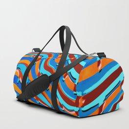 Pig-xel wraped ... Duffle Bag