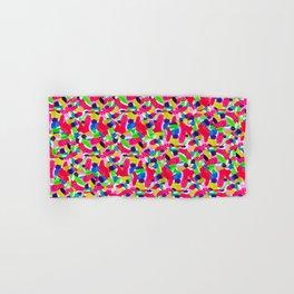 Colourful Abstract Hand & Bath Towel