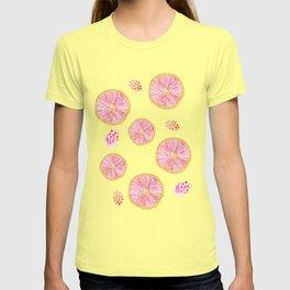 fruit infusion pattern T-shirt