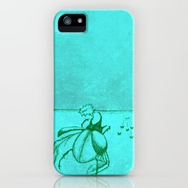 Beetles Are Jerks iPhone Case