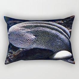 Honeycomb Moray Eel Rectangular Pillow