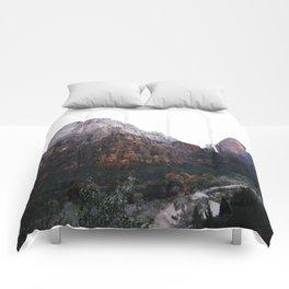 Zion National Park III Comforters