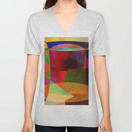 Art - Abstract  - Deko Unisex V-Neck