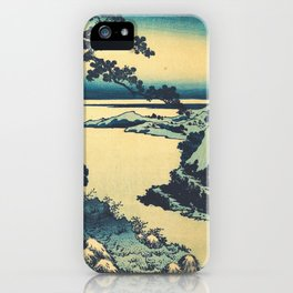 Looking Right at Hine iPhone Case