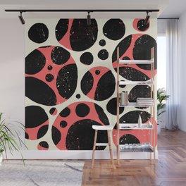 LadyBugs Wall Mural