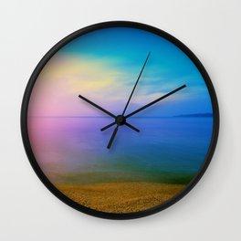 water1 Wall Clock