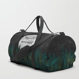 Stay Wild Moon Child Duffle Bag
