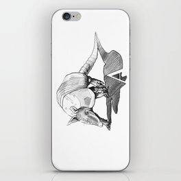 Armadillo  iPhone Skin