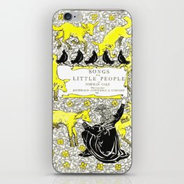 Songs for Little People iPhone Skin