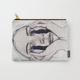 For Eternity Carry-All Pouch