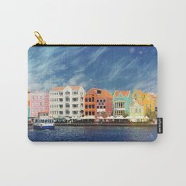 Willemstad, Curaçao Carry-All Pouch