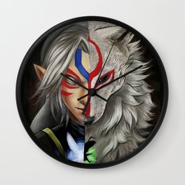 The Gods Within Wall Clock