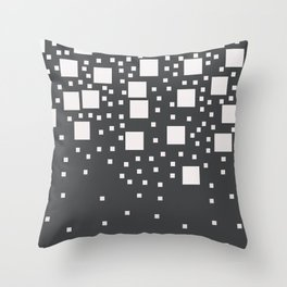 Modern Rectangles pattern Design #society6 Throw Pillow