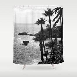 Laguna Beach Photograph Shower Curtain