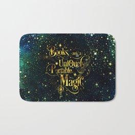 Books Are a Uniquely Portable Magic Bath Mat