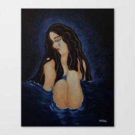 Pool of Sorrow Canvas Print