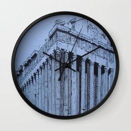 Parthenon Wall Clock