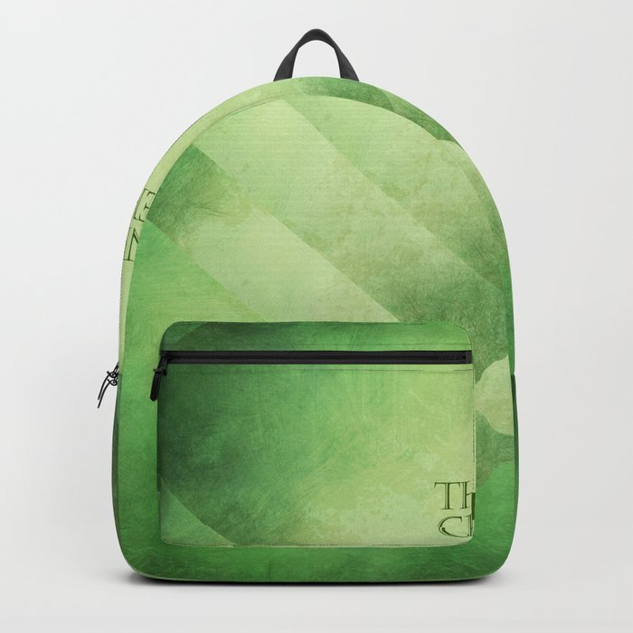 Think green Backpack