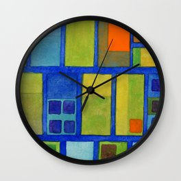 Going for a stroll Wall Clock