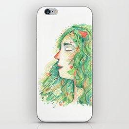 Lady Wildish iPhone Skin