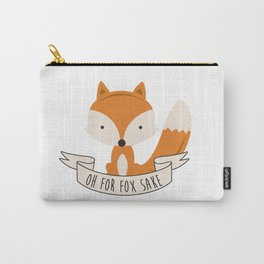 Oh for fox sake Carry-All Pouch