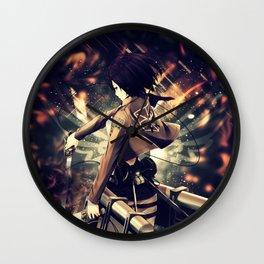 mikasa composure Wall Clock