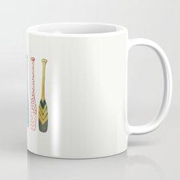 les rames Coffee Mug