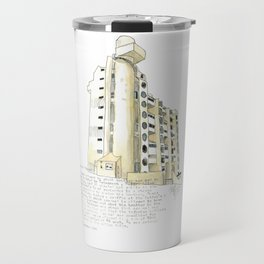 Hooper Street, Wellington Travel Mug