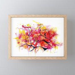 Nice To Meet You Framed Mini Art Print