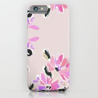 Mod Floral in Pink Slim Case iPhone 6s
