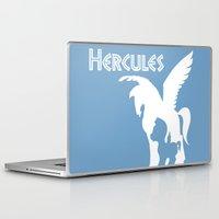 hercules Laptop & iPad Skins featuring Hercules by Citron Vert
