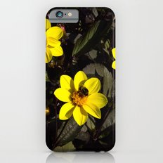 Bee in a Flower Slim Case iPhone 6s