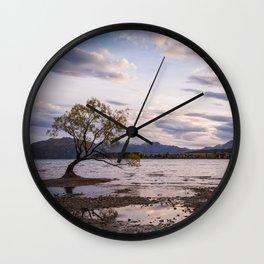 That Wanaka Tree Wall Clock