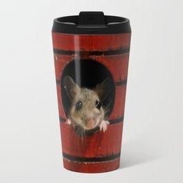 Barn Mouse Travel Mug