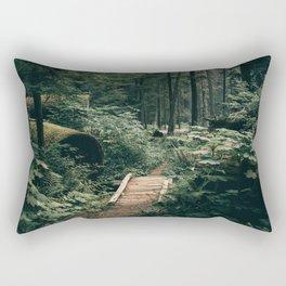 Happy Trails XV Rectangular Pillow