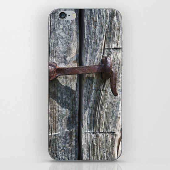 Latched iPhone & iPod Skin