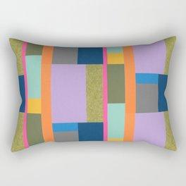 Bauhaus Revisited Rectangular Pillow