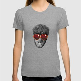 Wolf Man Only Has Eyes For You T-shirt