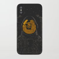 dark side of the moon iPhone & iPod Cases featuring Dark side of the moon by Rodrigo Ferreira
