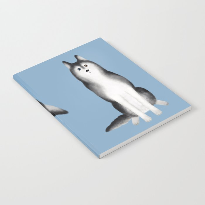 Dreaming of Snow Notebook