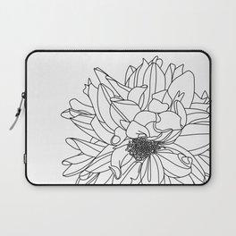 Dahlia 1 Laptop Sleeve
