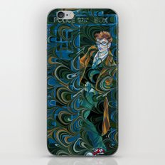Dr. Who iPhone Skin