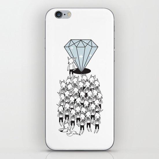I GOTTA BIG DIAMOND  iPhone & iPod Skin