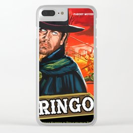 Gringo Clear iPhone Case